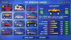 Game Renegade Racing